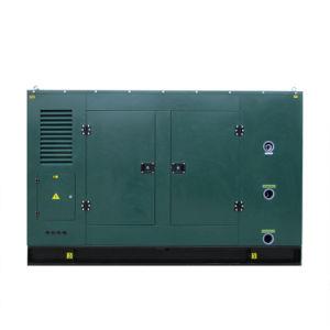 Китай производитель Silent типа биогаза мощность генераторной установки