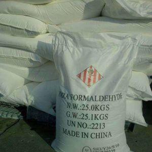 Paraformaldehyde Fabrikant in China
