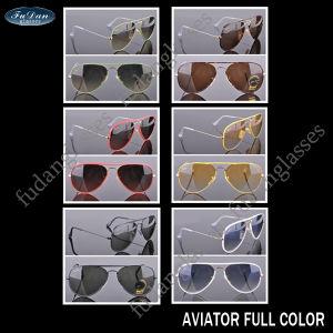 Nombre de marca gafas de sol personalizados de alta calidad OEM (R-B-3025)