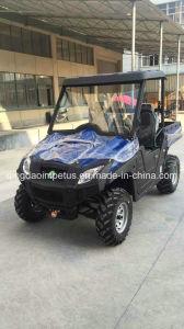 600cc 2--zetel 4X4wd Het Blad Camo UTV van het epa- Certificaat
