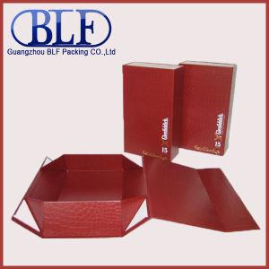 Дешевая бумага картон Складная коробка для хранения (BLF-GB004)