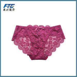 Plain transpirable mujer ropa interior Dama Panty