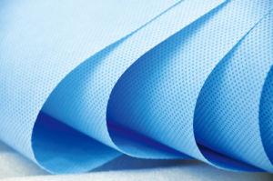 Tessuto non tessuto di Spunbond del polipropilene per il sacchetto di mano