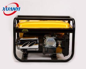 Benzina elettrica del collegare di rame del gruppo elettrogeno della benzina di inizio 2.5kVA 6.5HP 100% mini