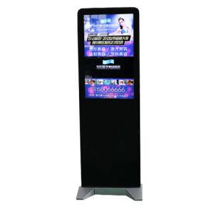 32inch는 네트워크를 가진 대 LCD 디지털 방식으로 Signage 보충 LCD 텔레비젼 스크린을 해방한다