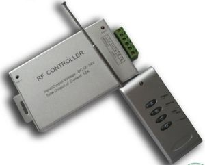 Regulador del telecontrol del LED RGB
