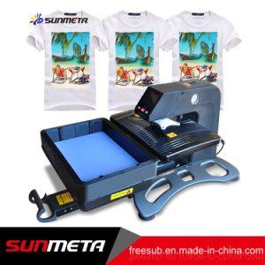 Fabricante China Digital T-shirt de impresión por sublimación de la máquina con los precios de mayoreo