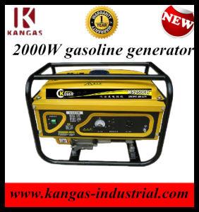 Generator van de Benzine van de nieuwe Technologie de Draagbare en Stille