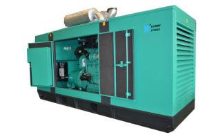 USA moteur Googol Télécommande intelligente Générateur Diesel 400KW 500kVA
