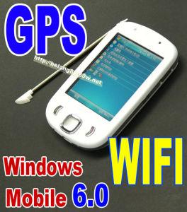 Windows Mobile 6.0 Встроенный GPS WiFi нажмите Flo разблокирован смартфон (5)