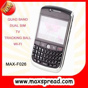 F026 4 sfera di inseguimento calda della fascia 2 SIM, telefono mobile Wi-Fi
