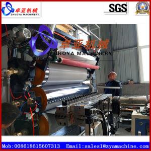 PVC人工的なか模造大理石シートかボードの放出機械