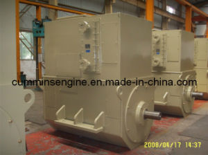 Siemens Sychronous High Voltage Alternators (5604-4 1600kw/1500rpm)