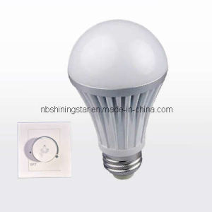 Dimmable LED E27 6W Bulb (XS-QP-6W-01AD)
