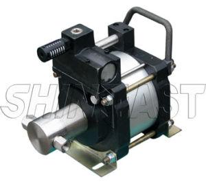 La pompe de liquide à commande pneumatique (G255)