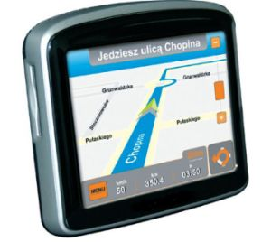 La navigation GPS (GC-3510 BLUETOOTH)