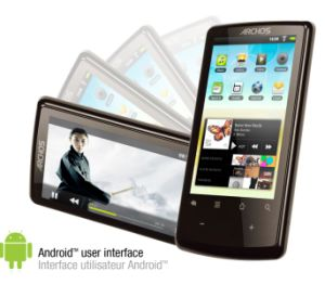 Archos 28 Androidtm Player