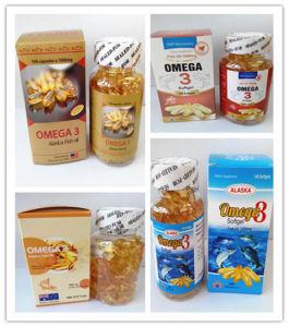 최고 질 Omega 3 심해 Softgel 캡슐 어유