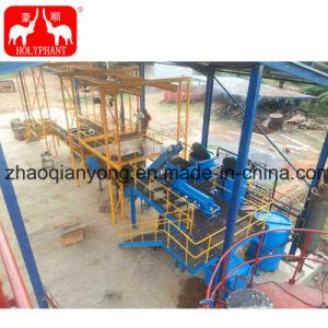 Pianta fresca diretta di lavorazione della frutta della palma della fabbrica 1-5t/H piccola Ffb