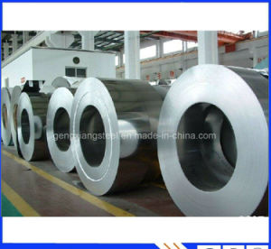 Lo zinco ha ricoperto le lamiere di acciaio galvanizzate Gi in bobine