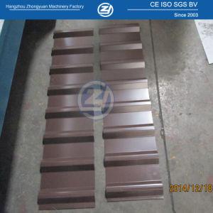 Les panneaux de toiture en tôle ondulée en acier de tuiles machine de formage à froid/Rolling formant la ligne de production de galvanisation prix d'usine avec la norme ISO9001/ce/SGS/Soncap