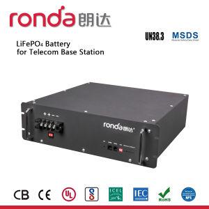 48V 50AH LiFePO4 Bateria Bateria de lítio para a Estação Base de telecomunicações e EV
