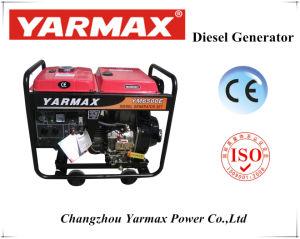 Typen Dieselgenerator-schnellen Anfang Ym3500e öffnen