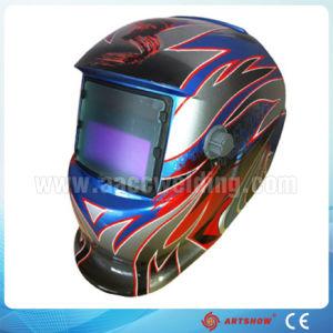 최신 판매 자동에게 어두워지는 용접 헬멧 용접공 아크 TIG MIG 갈기