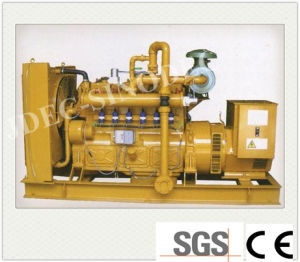 ISO 기준 150 Kw 천연 가스 발전기 세트