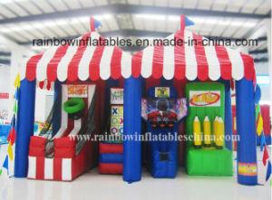 Carnaval de inflables juegos inflables comerciales Juegos de Deportes