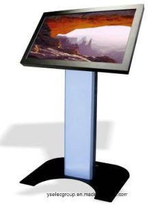 Yashi 24 pulgadas de pantalla multitáctil interactiva Digital Signage mesa