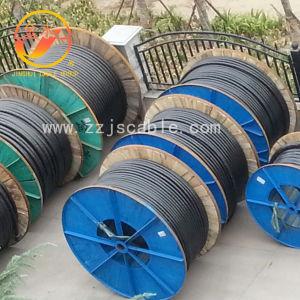 Conducteur en cuivre PVC souples en caoutchouc sur le fil de commande isolée en polyéthylène réticulé Câble électrique