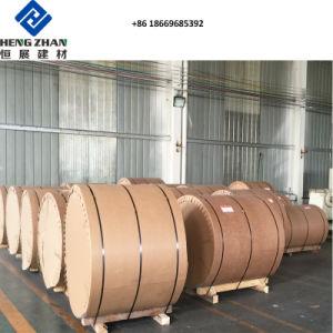 Al Tira de aleación de bobinas con recubrimiento PVDF Revestimiento de pared