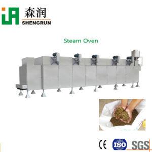 Aço inoxidável máquina extrusora de alimento flutuante para peixes de Alimentação animal