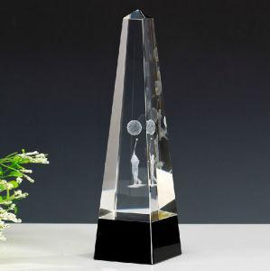K9 Crystal трофей для победителя или Champion (KS04089)