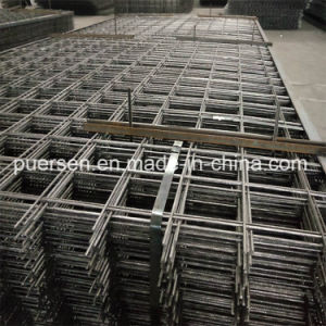 溶接された金網のパネル/平板の網