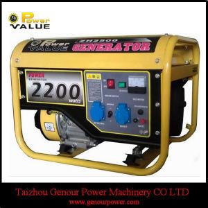 2000W 220 В 50 Гц GX160 Двигатель бензиновый генератор