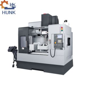 中国の高いPrecision3軸線4の軸線CNCの縦のフライス盤5の軸線の価格