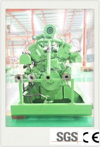Fabricado na China 600kw conjunto gerador de gás natural