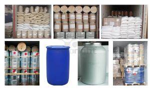 Het in water oplosbare Fosfaat van het Ammonium van Kaart 12-61-0 van de Rang van de Meststof Industriële Mono