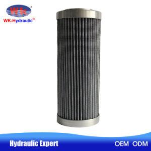 Basse pression de la fibre de verre de remplacement du filtre hydraulique Hydac