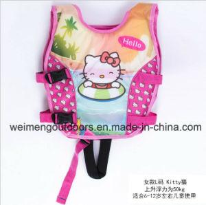 Opnieuw te gebruiken zwem de Luier van de Baby, Warme Wetsuit, het Zwempak van het Drijfvermogen. Wm045