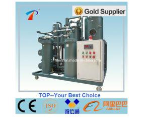 El fluido hidráulico de ésteres de fosfato de EHC equipos de purificación (TYQ)