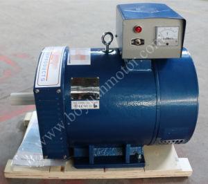 Str.-einphasig-elektrischer Generator mit Riemenscheibe