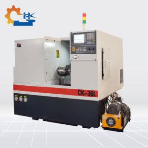 Taiwán operación vía lineal formador de precios de máquina de torno CNC Ck36L