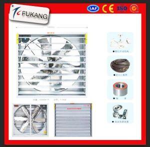 Wand-Ventilator-Montage und Edelstahl-Schaufel-materieller Ventilations-Ventilator