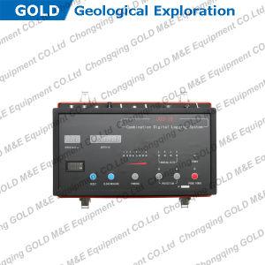 地球物理学の電気井戸記録ケーブルのウィンチ装置、試錐孔調査の記録装置および井戸の記録のツールシステム
