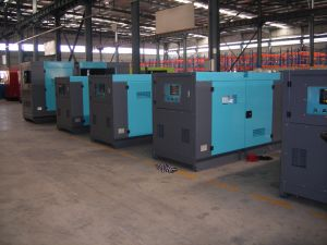 463 л.с. ква сертификат ISO Doosan электроэнергии/ генераторах для использования в режиме ожидания