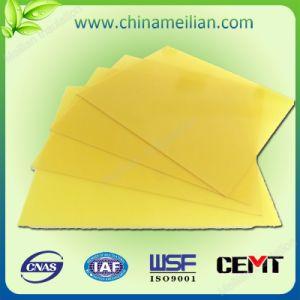 Стекловолоконные Insualtion Customerized лист ламината