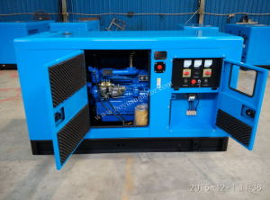 リカルドSilent Power Diesel Generator Set Diesel Engine (20KW~200KW)